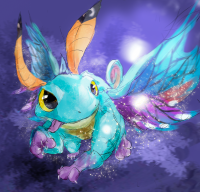 Doodle-Brightwing by 米諾